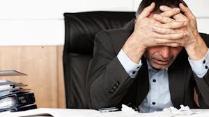 Stressed Employee Thinkstock 605a2f0dd0bba