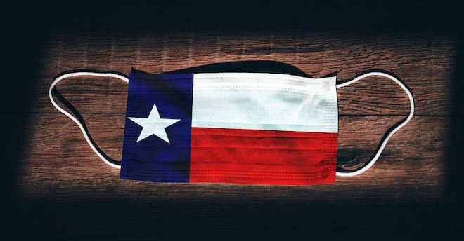 Texas Facemask