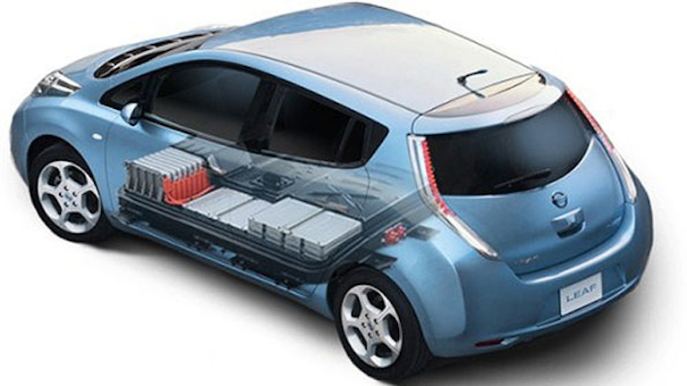 Nissan Leaf Battery >> Nissan Partners With Green Charge Networks To Turn Used Leaf