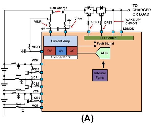 Battery Control Center Wiring Diagram
