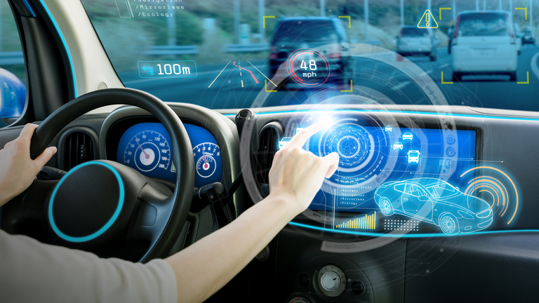 Automotive Gesture Recognition—The Next Level in Road Safety | Electronic  Design