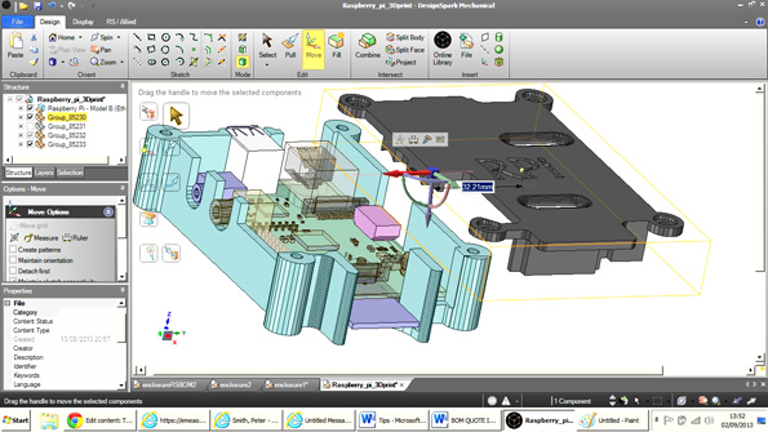 Free Cad Tool Lets Engineers Model Their Own Enclosures Electronic Design