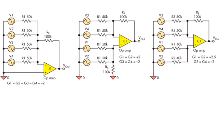 Non Inverting Op Amp Amplifier Circuit - Pcb Circuits