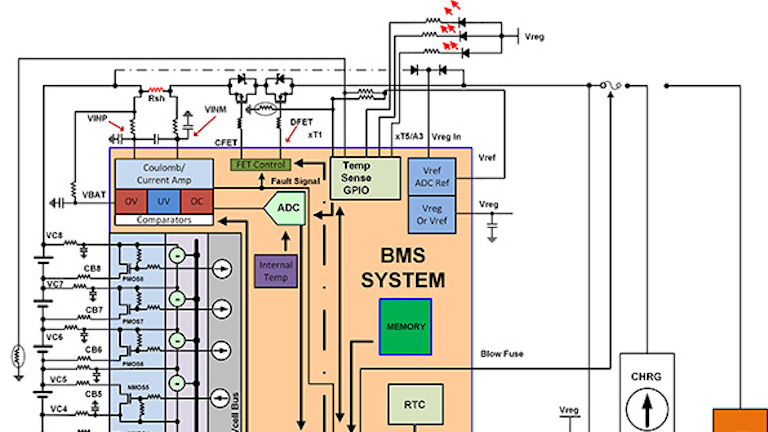balanced battery wiring diagram a look inside battery management systems electronic design  battery management systems