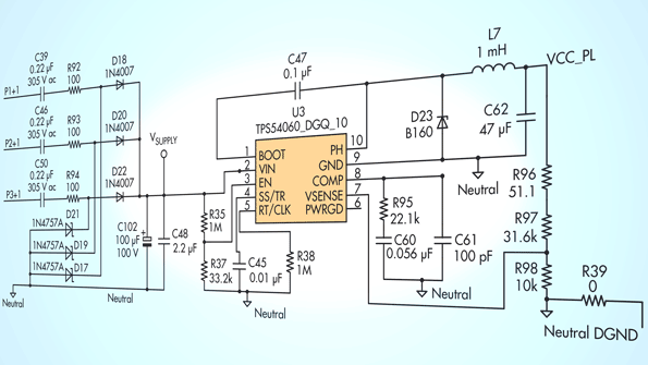 [SCHEMATICS_4NL]  E-Meters Offer Multiple Ways to Combat Electricity Theft and Tampering |  Electronic Design | Wiring Diagram For Electric Meter Lamps |  | Electronic Design