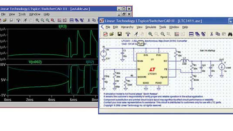 Free Downloadable Spice Tools Capture And Simulate Analog Circuits Electronic Design