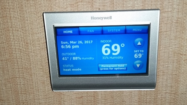 Your Home Honeywell Thermostat Wiring