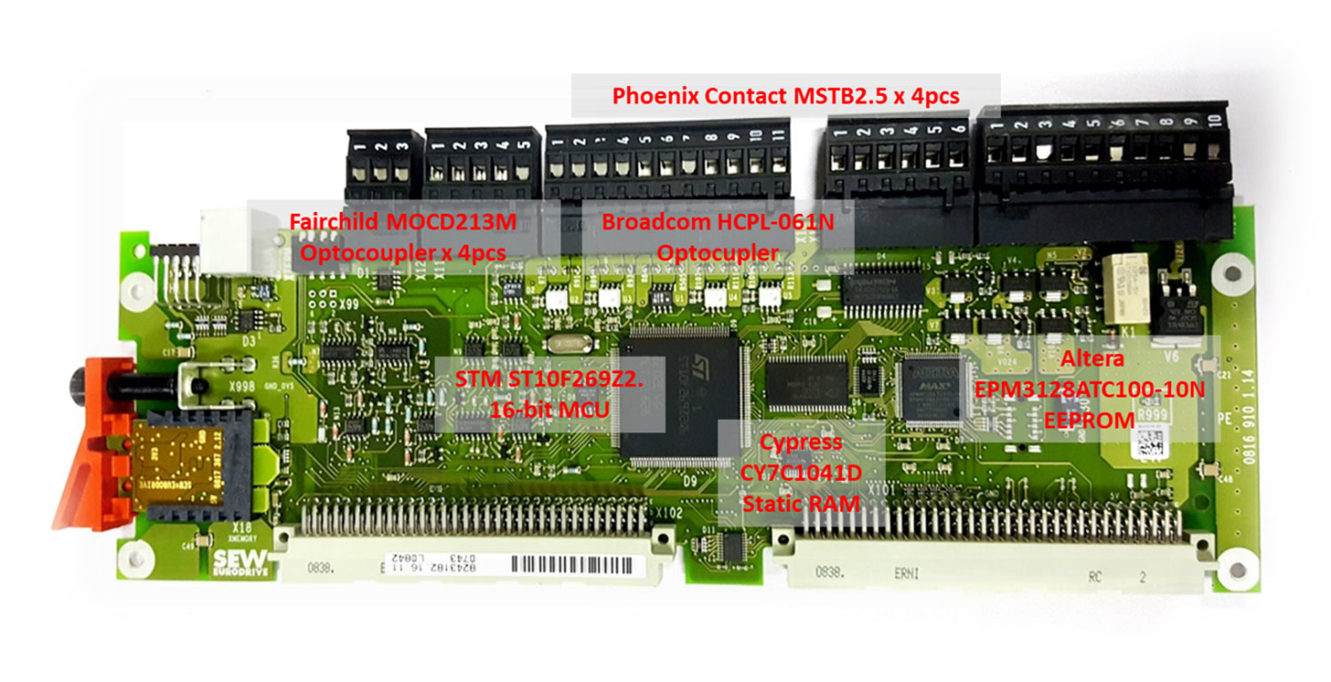 High Speed Optocouplers 2.0A IGBT Gate Drive 100 pieces