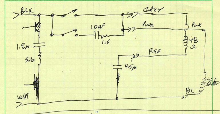 Casablanca Remote Wiring Diagram