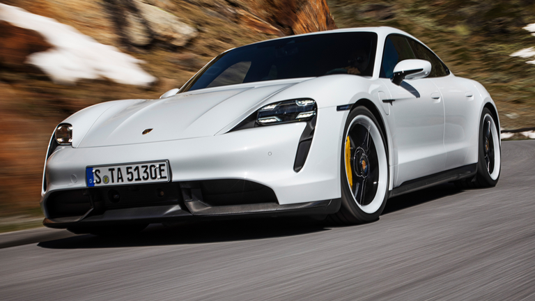 Porsche Taycan Goes From 5 To 88 Battery Charge At 270 Kw In 22 Minutes Electronic Design