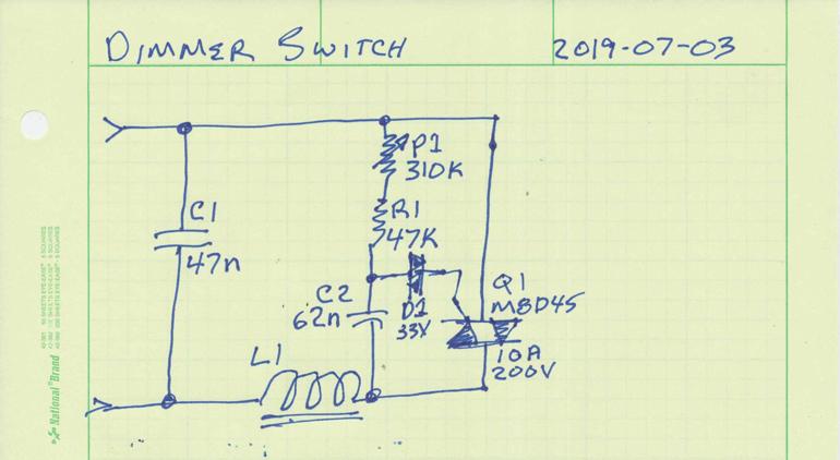 An Enlightening Dimmer Switch TeardownElectronic Design