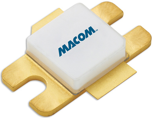 2. To make mmWave frequency semiconductors more affordable to consumers, GaN devices must be supplied in a variety of low-cost packages, including plastic packages. (Courtesy of MACOM)