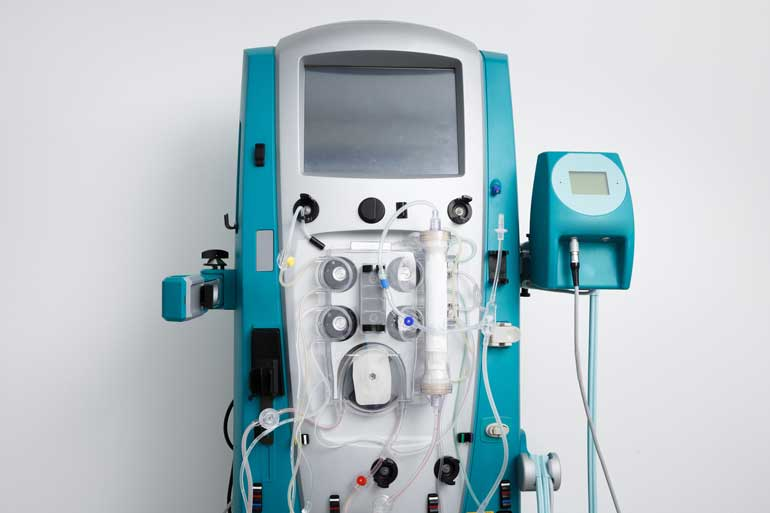 4. TT's OPB350 is used in medical applications such as a hemodialysis system.