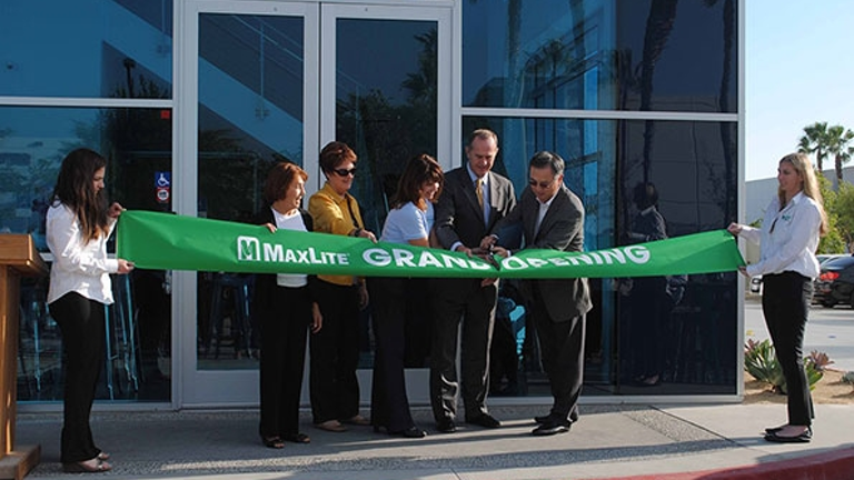 MaxLite Opens New LEED-Certified Facility in Anaheim | Electrical ...