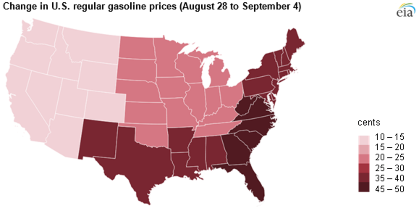 Oil and Gas News: US gasoline production at record highs ...