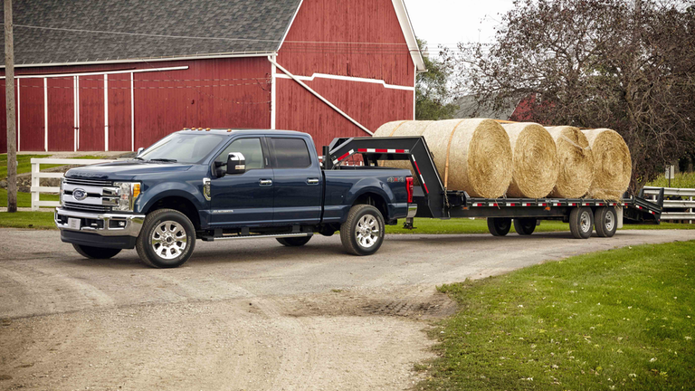 Ford F250 Towing Capacity >> Ford 2017 Super Duty Payload Towing Data Released Fleet Owner