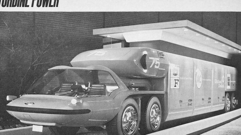 Turbine Trucks 50 Years Ago We Got Behind The Wheel Fleetowner