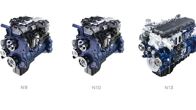Navistar Motor