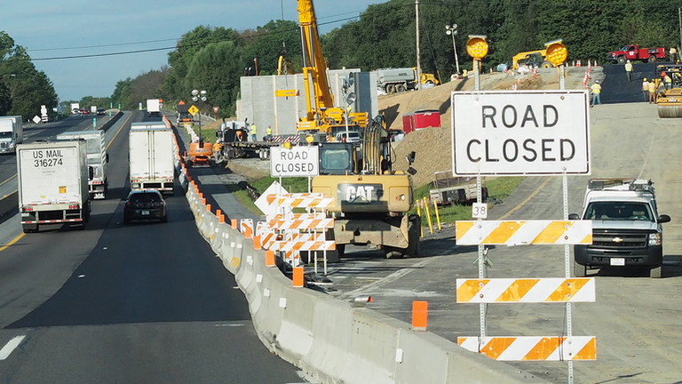 7 tips to trucking safely in road construction zones   FleetOwner