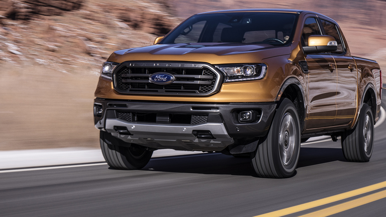 Ford S Ranger Is Most Fuel Efficient Gas Powered Midsize Pickup Fleetowner