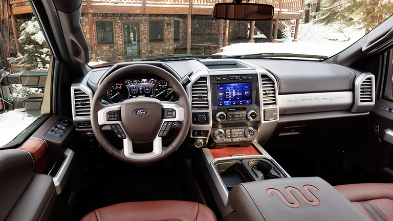 A Look At Ford S 2020 F Series Super Duty Trucks Fleet Owner