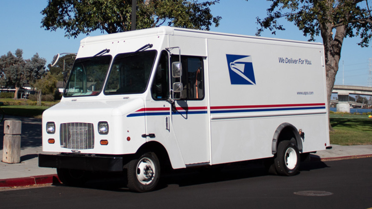 Postal Service Starts Using All Electric Vans In Calif Fleetowner