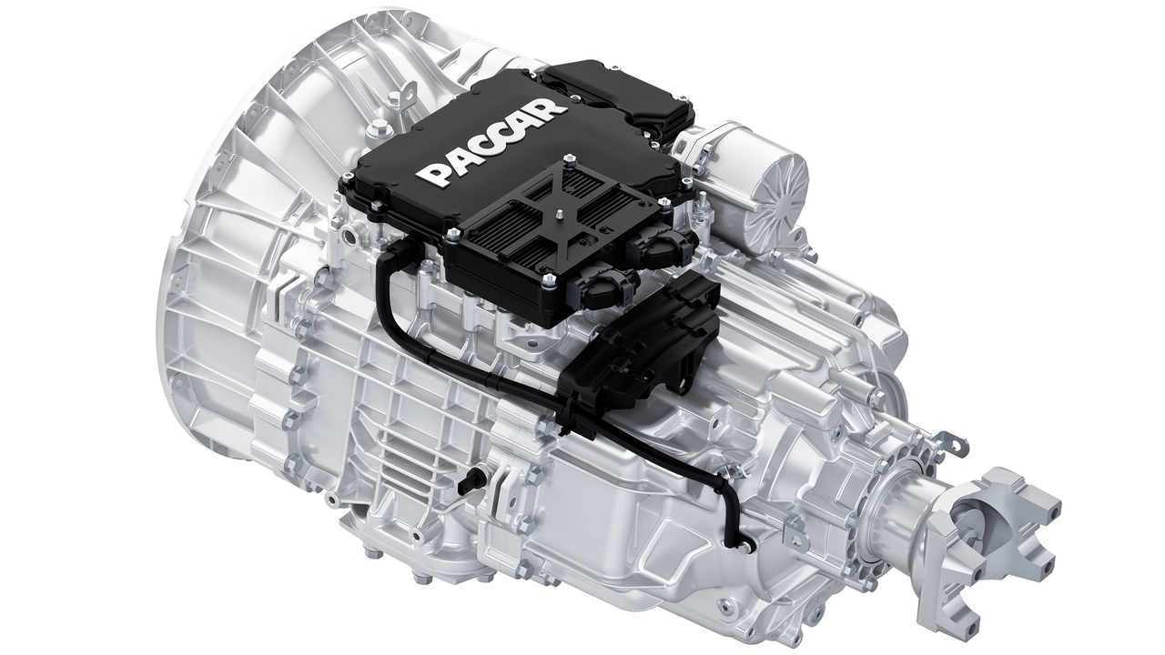 The PACCAR 12-speed automated transmission found on both Peterbilt and Kenworth trucks is ideal for linehaul applications. The company says the transmission can greatly reduce maintenance needs.