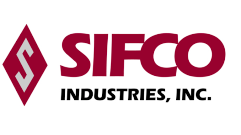 Sifco Industries logo
