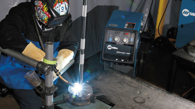 Welding Tips for Plant Maintenance