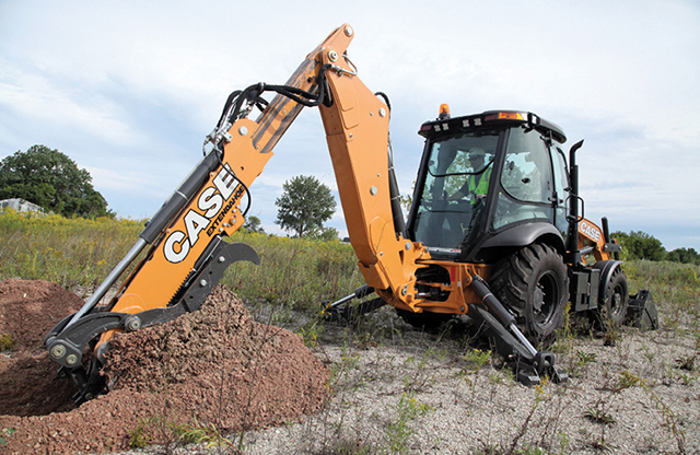 Can't Beat a Backhoe | Grading and Excavating