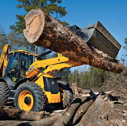 One Machine, Multiple Tools | Grading and Excavating