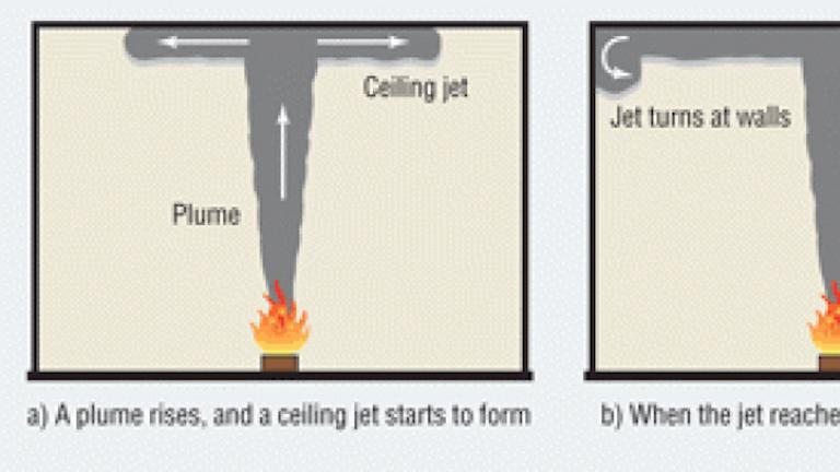 Minimum Smoke Layer Depth In Atrium Smoke Control Hpac Engineering
