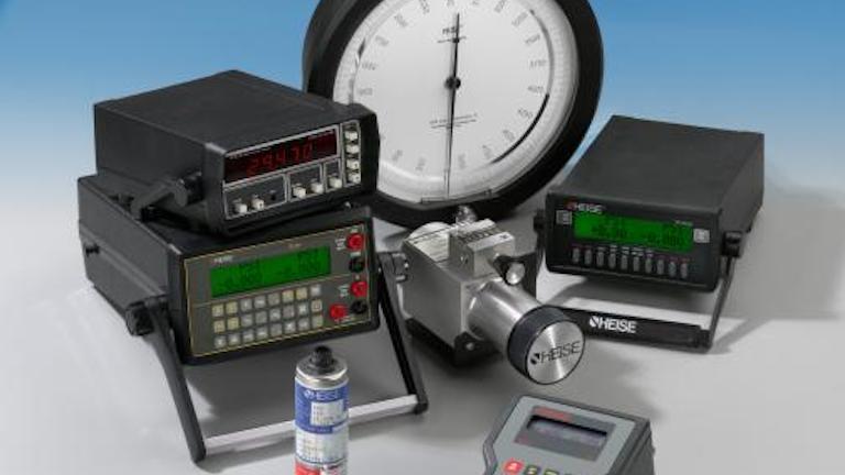 Pressure measurement instrumentation | Hydraulics & Pneumatics
