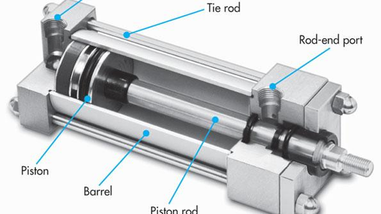Checklist For Matching Air Cylinders To Load Requirements Hydraulics Pneumatics