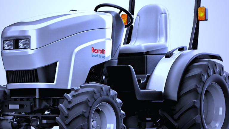 Tractor hydraulics troubleshooting