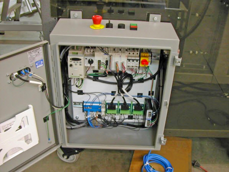 use plcs for simple control of pneumatic machines