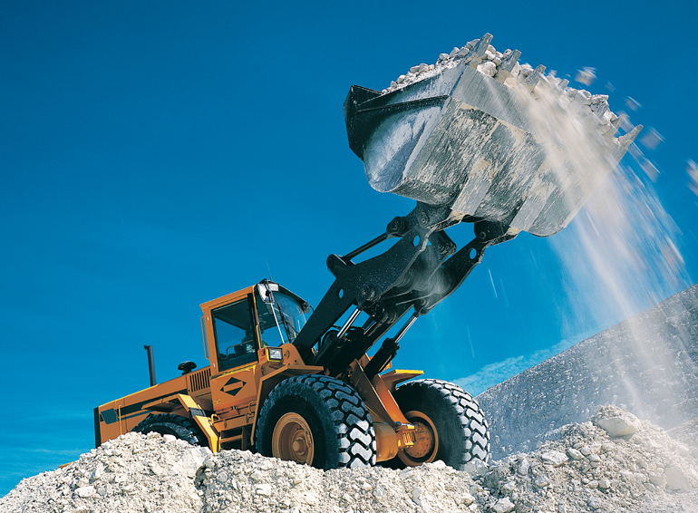 The extreme conditions off-highway equipment experiences demand high performance components.