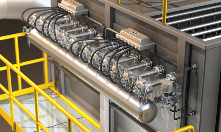 Compressed air savings with high-quality pulse valves can be substantial when multiplied across an entire plant.