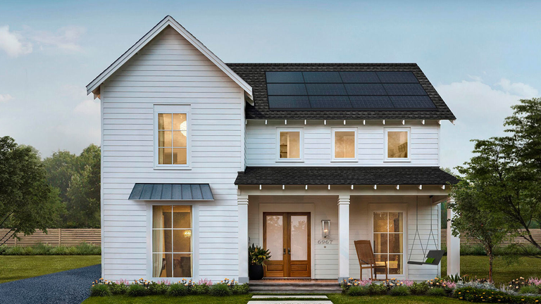 New Roofing Industry Rival Tries To Steal Tesla S Sunshine Industryweek
