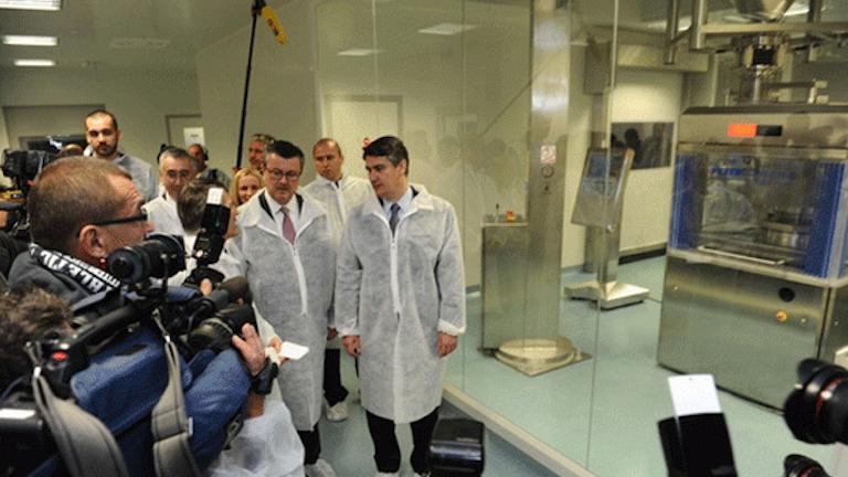 Teva Opens New Plant In Croatia Industryweek