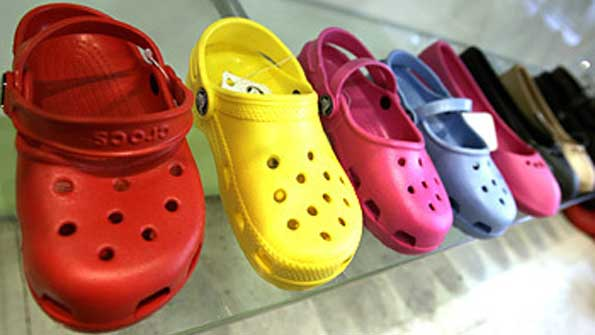 Invest $200 Million in Crocs Shoes