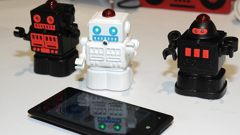Robots Invade Consumer Market for Work and Play | IndustryWeek