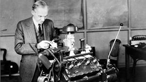 Industryweek 7977 Henry Ford V8