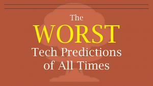 Industryweek 19938 Worst Predictions Slide Show 0