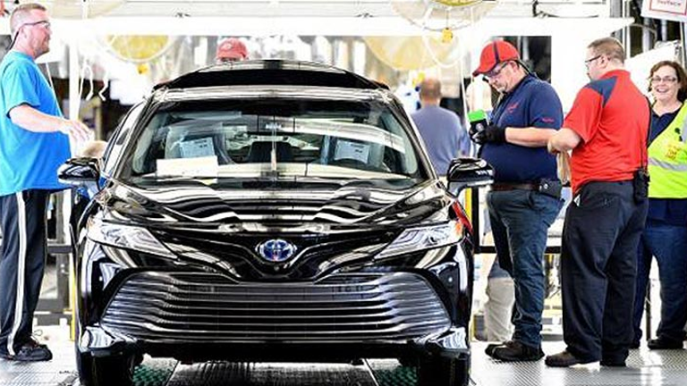 Toyota Plant Georgetown Ky >> Toyota S New Global Architecture Extending To Trucks