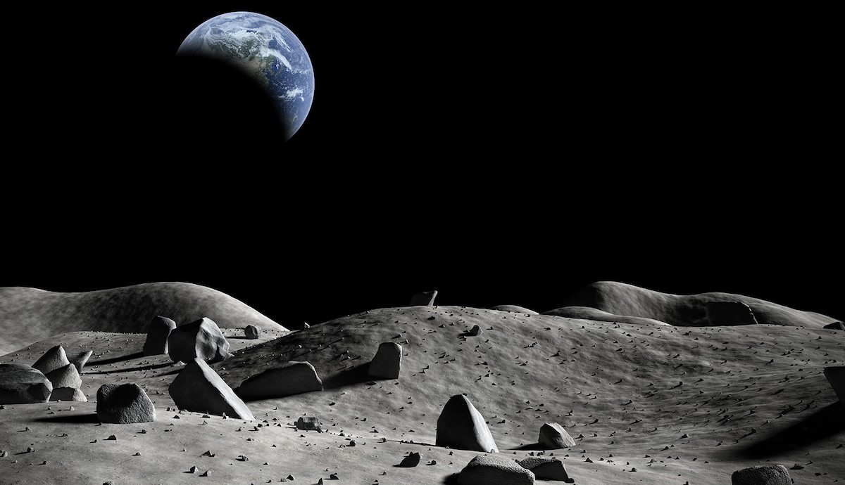The Moon Is Becoming a Hot Destination for Carmakers | IndustryWeek