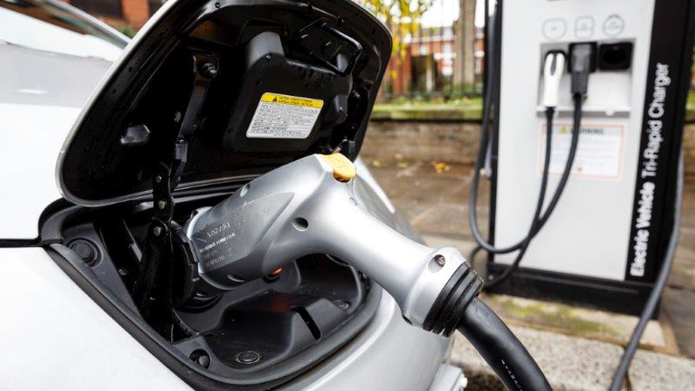 Are We Building The Electric Vehicle Charging Infrastructure