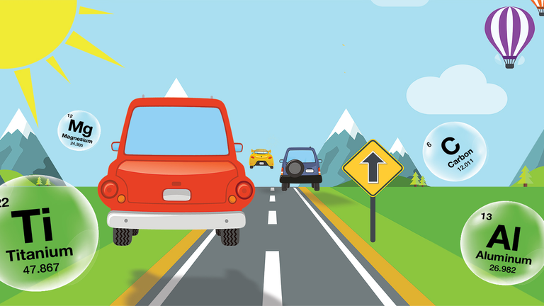 The Road To Lightweighting The Tech Materials Leading The Way Industryweek