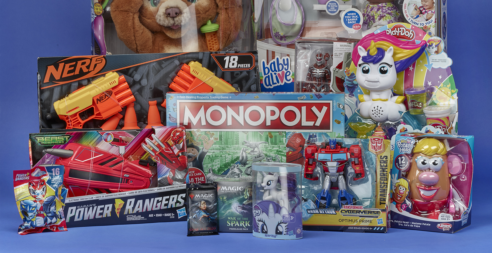 Chile Heads Edition HASBRO Monopoly