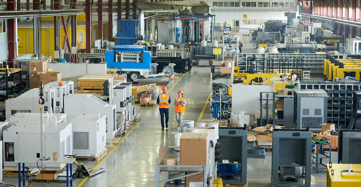 US Manufacturing Index Shows Signs of Stabilizing | IndustryWeek